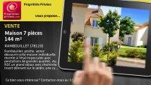A vendre - maison - RAMBOUILLET (78120) - 7 pièces - 144m²