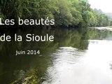 Pêche mouche - Les beautés de la Sioule - Juin 2014