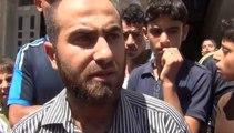 Les chars israéliens frappent aux portes de Gaza