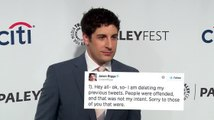 Jason Biggs Faces Backlash for Tweeting an Insensitive Joke about the Malaysia Airlines Plane Crash