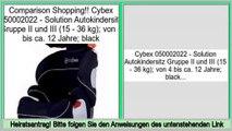 Autokindersitz United-Kids Quattro Gruppe II//III 15-36 kg Farbe:Kingred