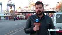 Port workers strike in Argentina threatens national economy