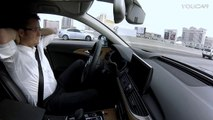 Audi Automatically Drives In Stop And Go Traffic