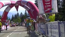 EN - The Flamme rouge - The last kilometre - Stage 13 (Saint-Étienne > Chamrousse)