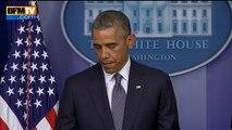 """Vol MH17: Obama met en cause les """"séparatistes pro russes"""" - 18/07"""