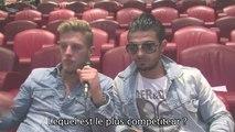 """Exclu vidéo : Ch'tis VS Marseillais : Jordan VS Julien : """" Nous on aime pas Micha le Marseillais."""""""