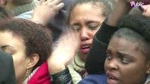 Exclu vidéo : Rihanna à Sephora sur les Champs-Élysées... Quelle folle histoire !