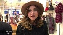 """Exclu vidéo : Leslie: """"Je ne suis pas prête à tout pour faire le buzz """""""