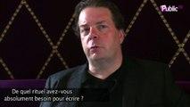 Exclu vidéo : Douglas Kennedy : rencontre avec l'écrivain préféré des Français !
