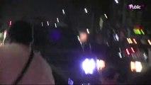 Exclu vidéo : Justin Bieber renverse un photographe au volant de sa Ferrari ! Regardez nos images !