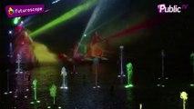 Exclu vidéo : Nolwenn Leroy au Futuroscope pour l'inauguration de son dernier projet