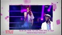 Public Zap : Qui de Jen, Alizée, Tal, Lorie, Sofia, Elodie, ou Joyce chante le mieux France Gall ?