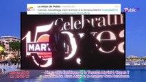 Spécial Cannes Zap'day : première soirée à Cannes à la Terrazza Martini avec l'actrice Aïssa Maïga !