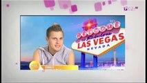 """Exclu vidéo : Charles des Ch'tis : """"Je redoute la réaction de ma copine lorsqu'elle va me voir flirter avec d'autres filles à Las Vegas !"""""""