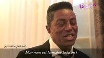 """Exclu vidéo : Jermaine Jackson : """" Non, je ne veux pas changer de nom ! Mon nom officiel reste Jermaine Jackson ! """""""