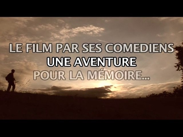 LA SECTION PERDUE - TRAILER -MAKING OF COMEDIENS-V2