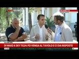 """Luigi Di Maio (M5S): SkyTG24 """"La distanza tra il PD"""" - MoVimento 5 Stelle"""