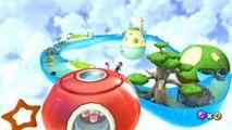 Super Mario Galaxy - Boucle océane - Étoile 1 : Dans le sillage de Paulo : la boucle océane