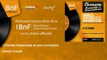 Charles Verstraete et son orchestre - Joseph Joseph