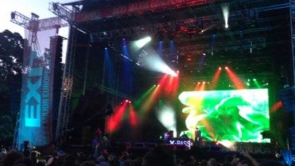 Sub Focus DJ SET & ID 3 - Exit Festival 2014
