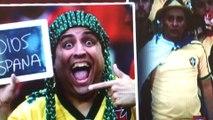Adios España, Adios Brasil