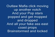 2Pac - Hit Em Up (Lyrics / Paroles)