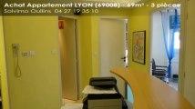 A vendre - appartement - LYON (69008) - 3 pièces - 69m²