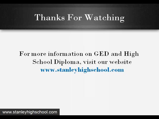 Online GED Schools