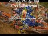 Live Video Stream Motocross Spring Creek National