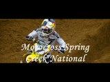Live Motocross Spring Creek National
