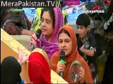 Aamir Liaquat provoke women to fight and he was dancing