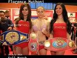 Watch Jennifer Retzke vs Florence Muthoni Live Now