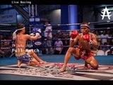 Boxing Jennifer Retzke vs Florence Muthoni