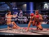 Full Fight Jennifer Retzke vs Florence Muthoni Live