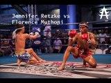 Live Full Match Jennifer Retzke vs Florence Muthoni 19 July