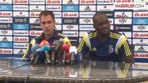 Fenerbahçeli Futbolcu Sow Filistin'de Yaşananlar Beni Kalpten Yaralıyor.