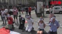 Manifestation de soutien au peuple palestinien samedi après-midi à Rennes