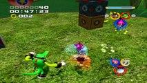 Sonic Heroes - Team Chaotix - BOSS : Team Rose