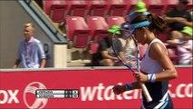 WTA Bastad: Scheepers bt Cepelova (7-5 6-2)