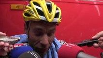 """Tour de France 2014 - Etape 14 - Jean-Christophe Péraud : """"Une bonne journée pour AG2R La Mondiale"""""""
