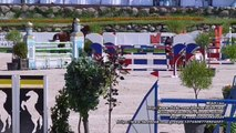 """Video review: International Tournament in jumping CSI *** «Venta Cup."""" 2014"""