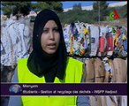 Algerie,Alger,dechets CET,Recyclage et formation