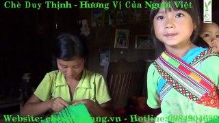 Phuot len kham pha vung tra co thu suoi giang yen