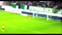 Football - Milan Gajic marque un but exceptionnel... mais contre son camp