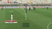 Pes 2014 Real Madrid vs Inter second half