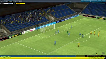 Football Manager 2014 - Alex Reeves Story n°5 - Episode n°16 - LV888TV