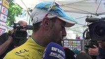 Tour de France 2014 - Etape 15 - Vincenzo Nibali solide maillot jaune avant d'attaquer les Pyrénées