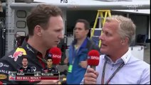 F1 2014 - 10 German GP - Post-Race  Christian Horner