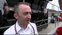 F1 2014 - 10 German GP - Post-Race  Paddy Lowe