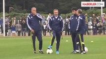 Fenerbahçe'nin Topuk Yaylası kampı -